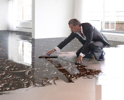 9 More Creative and Cool Flooring Designs (9) 5