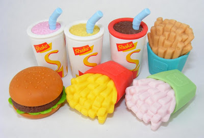 Creative and Cool Erasers (20) 12