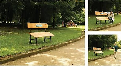 16 Creative and Clever Bench Advertisements (16) 16