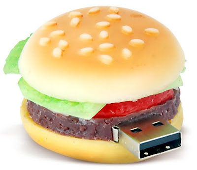 18 Creative and Cool Burger Inspired Gadgets and Designs (20) 16