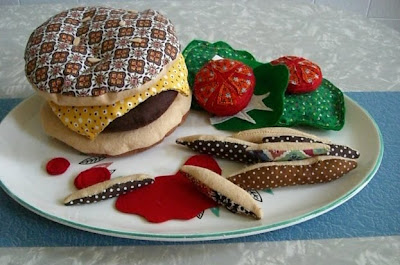 18 Creative and Cool Burger Inspired Gadgets and Designs (20) 8