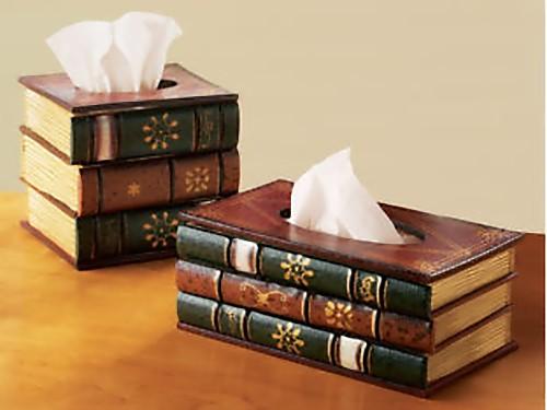 25 Modern And Creative Tissue Paper Holder