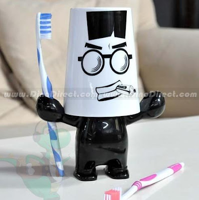 20 Creative and Modern Toothbrush Holders (20) 9