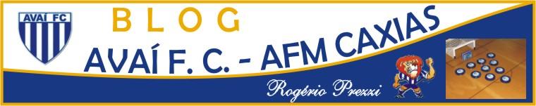 AVAI F.C. - Futebol de Mesa - AFM Caxias