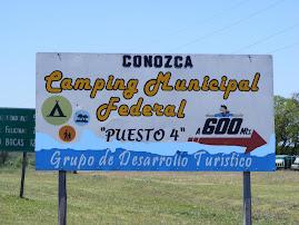 """Visita virtual al Camping """"Puesto 4"""""""