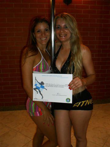 Capacitação em Pole dance no Rio de Janeiro