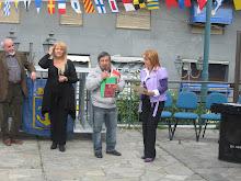 Poesia Crespi Roberto.. recita la Poesia vincente.. con Marra, Tirari e Bosco!