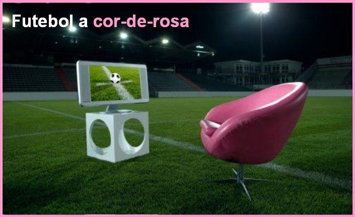 Futebol a Cor-de-Rosa