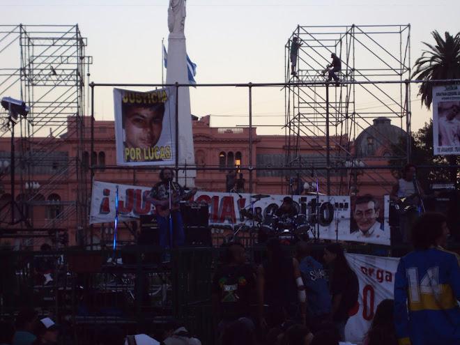 Movilización - 23 de Marzo - Plaza de Mayo