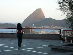 ♥ Amor pra Vida toda ! Eu e o meu Rio :-)