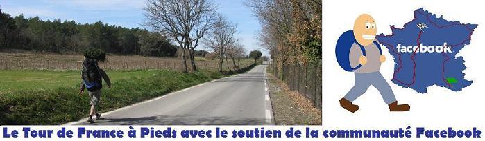 Tour de France à pieds Facebook