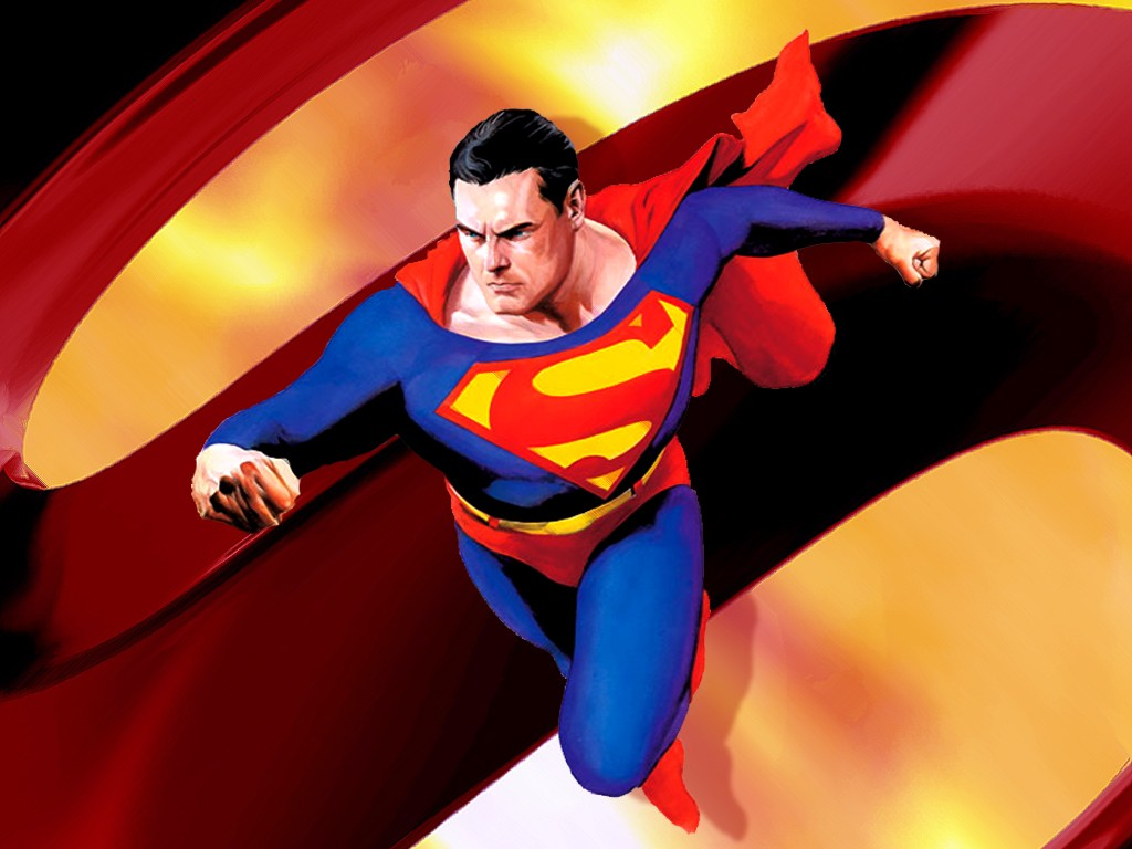 Ross Alexander s Gallery BELIEVE IN SUPERMAN Superman por Alex Ross