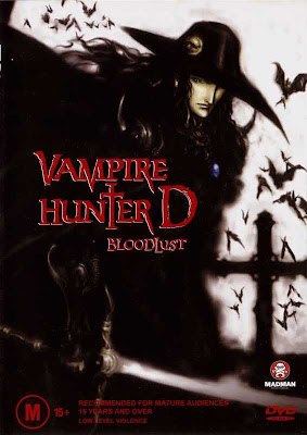 Vampire Hunter D. (1985) Video Streaming