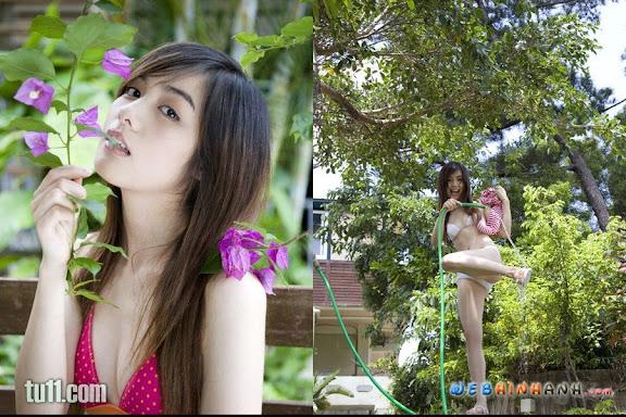 CUTE ASIAN GIRL MAKE OVER - ASIAN MODEL CLUB