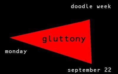 [gluttony+Monday]