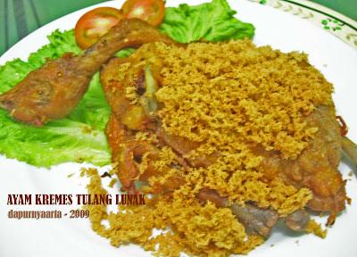 Image Result For Resep Ayam Kremes Enak