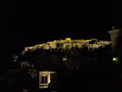 Monastiraki Acropolis