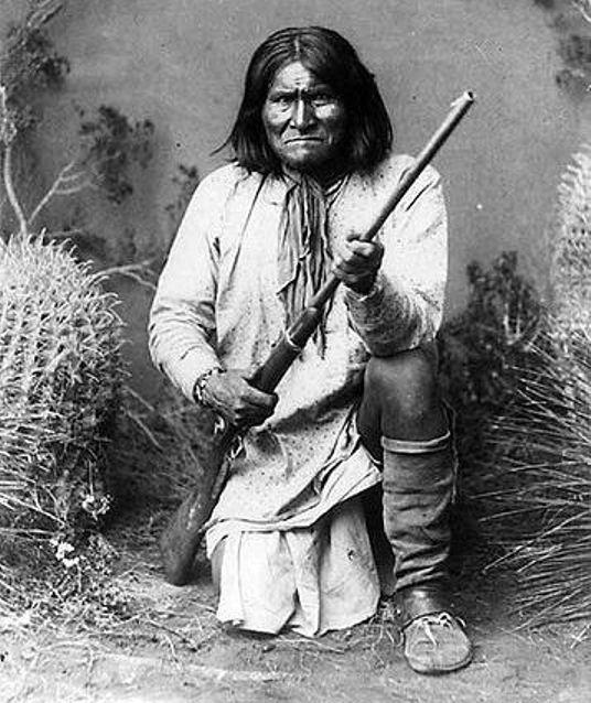 Gerónimo - (1823 -  1909) / U.S.A