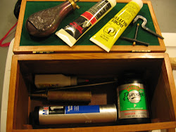 BP Revolver Shooting Box