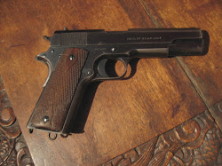 My Grandfather&#39;s M1911
