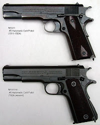 M1911 &amp; M1911A1