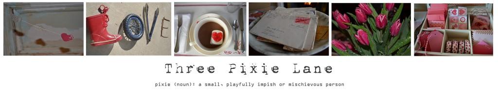 Three Pixie Lane