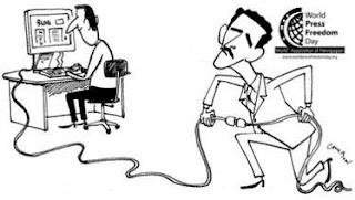 censura ao escritor e jornalista