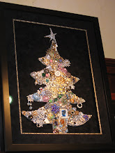 What an awesome thing to do with Grandma's Jewlery!