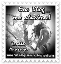 PRESENTE DA AMIGA RENATA MAGEON!