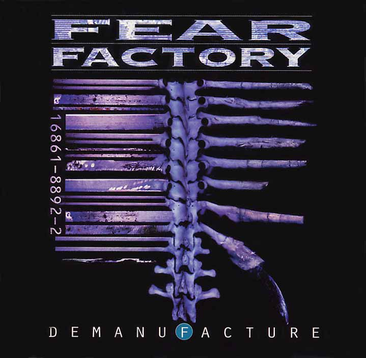 Fear Factory - Demanufacture (promo)