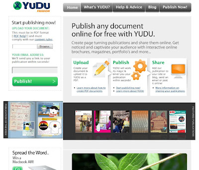 yudufreedom.com - Publish your PDF file free