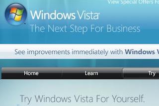 Windows Vista Online Test Drive