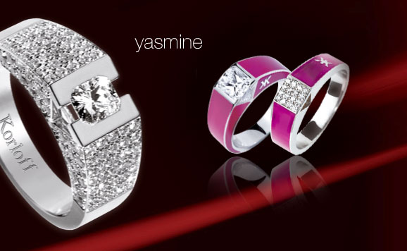 Korloff Yasmine Collection
