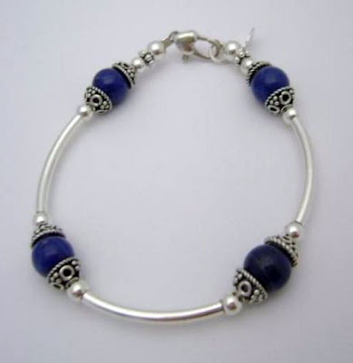 Shosh Jewels Silver Bracelet