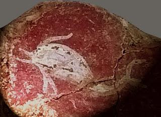 Pintura mural romana del Museu de Badalona