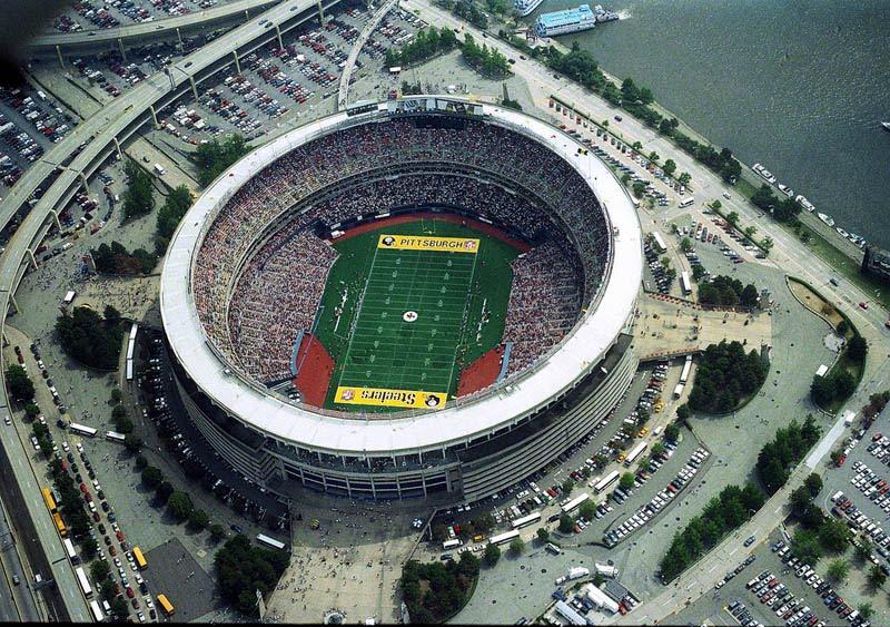 Pix Grove Famous Stadiums Around The World Ariel View