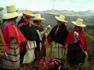 Mujeres del distrito de Chetilla - Cajamarca