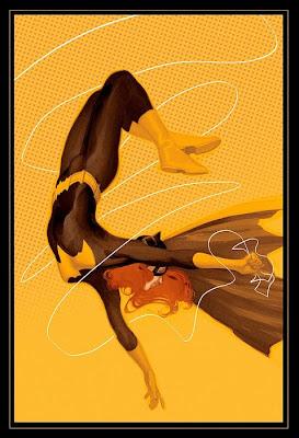 Batgirl Flip