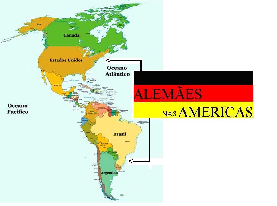 Alemães nas Américas