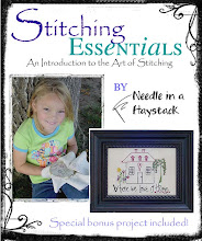 Free embroidery tutorial and project--download today!