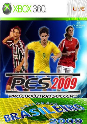 Pro Evolution Soccer Brasileirão 2009 [ NTSC-U ] Brasileirao2009
