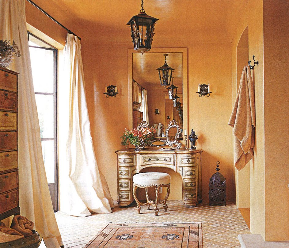 Southern lagniappe designers 39 favorite paint colors - Peachy orange paint color ...