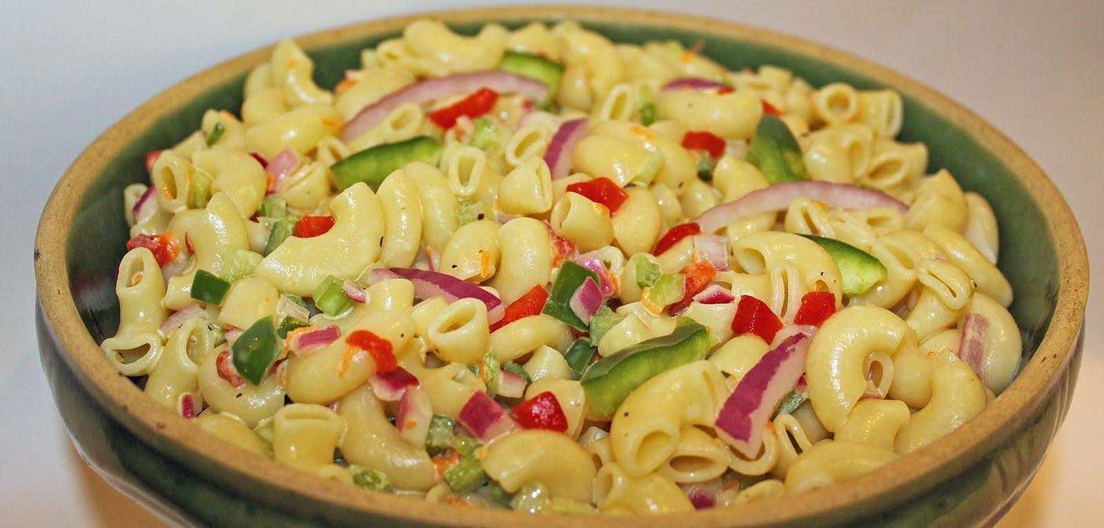Southern Lagniappe: Classic Macaroni Salad Recipe