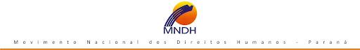 MNDH PARANÁ - Direitos Humanos