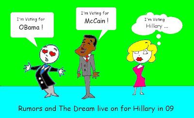 presidential election rumors