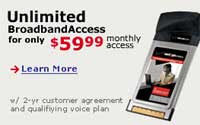 verizon wireless broadband access