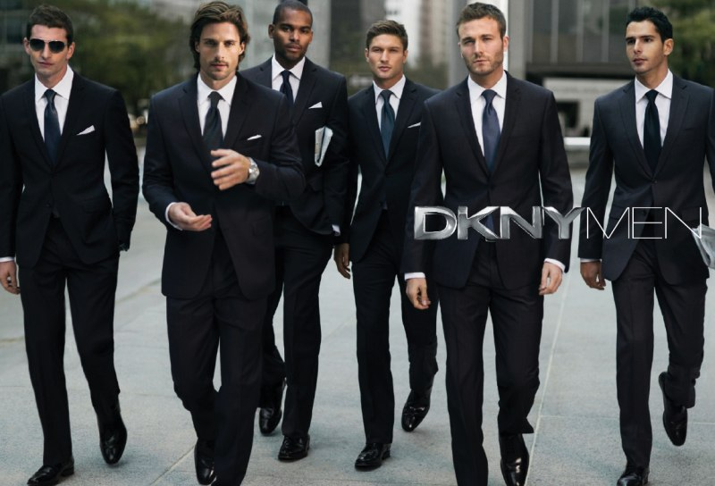 The new ads from DKNY by Nathaniel Goldberg My God If only all men looked