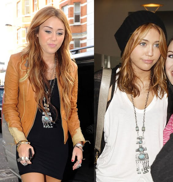 Miley Cyrus Haircut 2010 Short Ny Pics