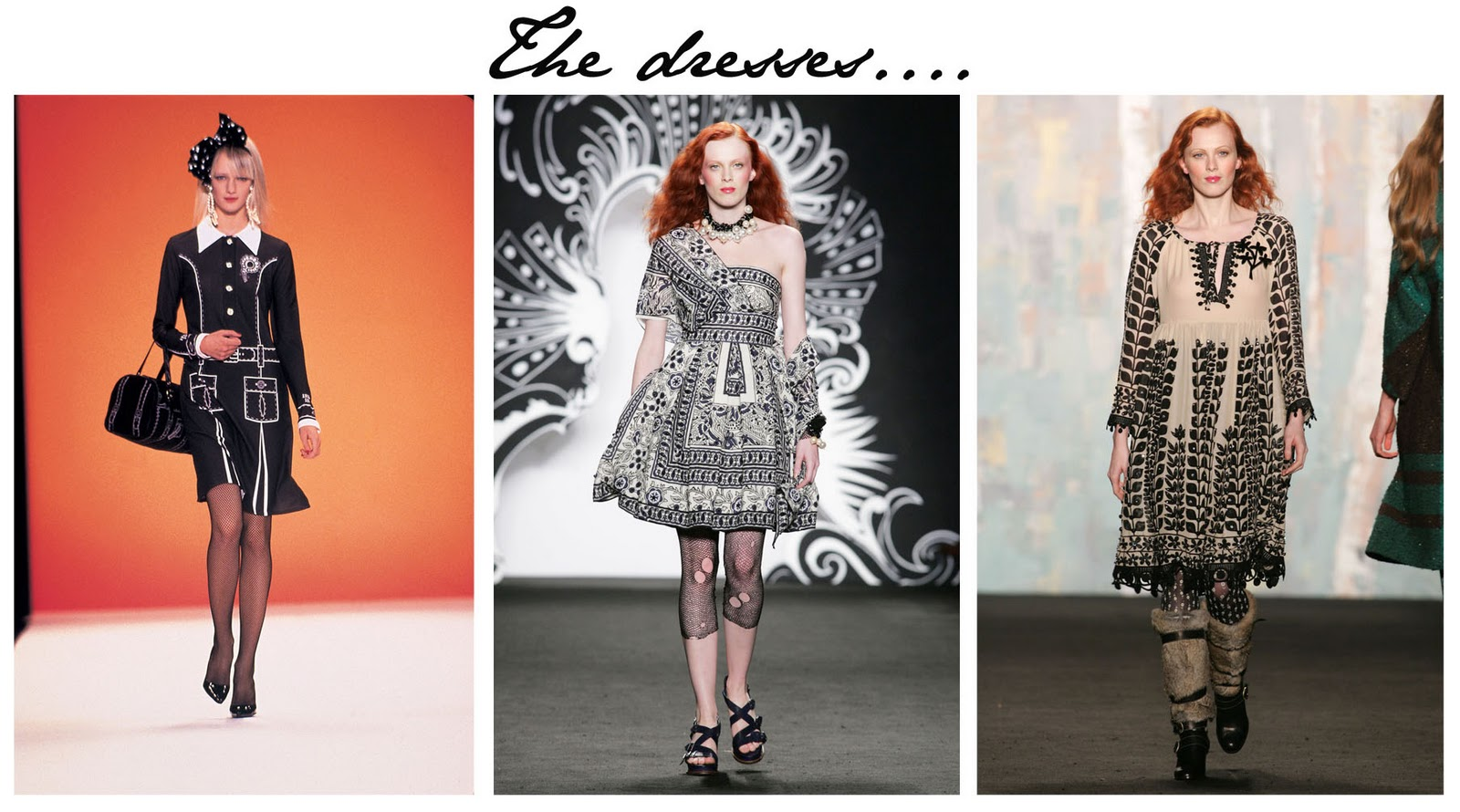 Anna Sui had this to say about