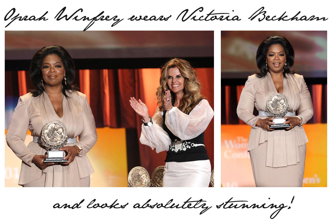write to oprah winfrey for help